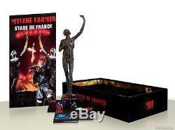 Mylène Farmer Coffret Statue 3-DVD + CD Stade De France Tirage Limité Numéroté