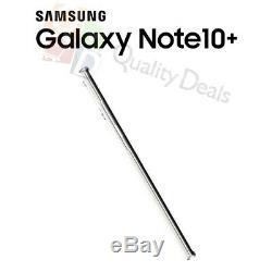 NEUF Samsung Galaxy Note 10 Plus (SM-N9750/DS) 256 Go Dual SIM Débloqué BLANC