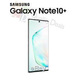 NEUF Samsung Galaxy Note 10 Plus (SM-N9750/DS) 256 Go Dual SIM Débloqué GLOW