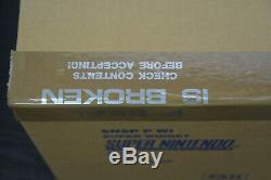 NEW CARTON PAL VERSION SUPER WIDGET x6 NINTENDO SUPER NINTENDO (France) FAH