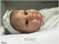 NEW Reborn Baby Huxley by Andrea Arcello, Sold Out Claudine