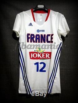 Nando De Colo France Authentique Basketball Maillot Nba Spurs Cska Moscow