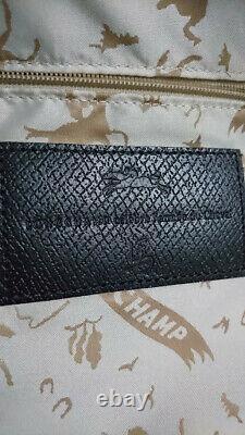 Neuf Rare Longchamp Bandoulier Limitée Edition Célèbre L'anné Du Cheval