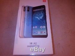 Neuf, Xiaomi Mi A2 4+32 Go, Noir, version Globale, débloqué, expédié de FRANCE