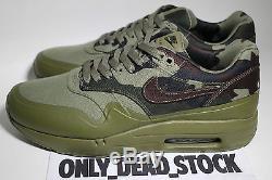 Nike Air Max One Camo France 8 Us 41 Eur 26 CM 607473 200 England USA Bw 1 90