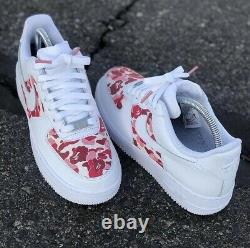 Nike air force 1 custom. (All Sizes Available) Check Description