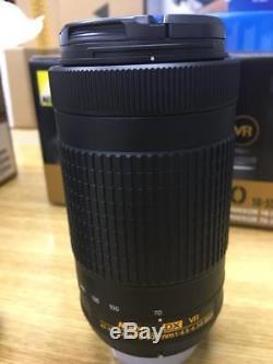 Nikon AF-P 70-300mm f/4.5-6.3G ED VR NK199X vrac France