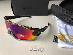 Oakley Jawbreaker 9290 35 Tour De France Carbon Prizm Road