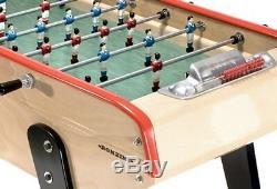 Offrez vous le meilleur des Baby foot! Le Bonzini B90