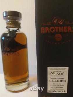 Old Brothers Rhum Bielle 2006 Fût n°188 11 ans 48.4° Bouteille 170/241