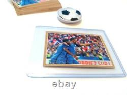 PANINI MBAPPE X 30 Rookie Gold Stickers 2018 WORLD CUP #47 NEW MINT CONDITION