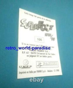 PANINI ZIDANE PSA 10 NEW RARE! 1998 ZIDANE JUVENTUS + FRANCE 98/99 superfoot