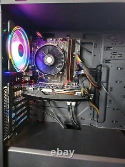 PC GAMER / GAMING I5 8400 6 coeurs 16GO RAM ssd 240go GEFORCE GTX 1050ti 4go