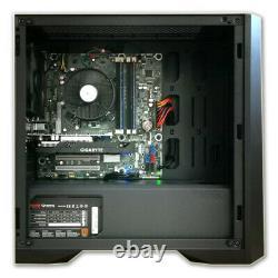 PC Gamer Puissant Core i5 3rd Gen GTX 1650 4 Go 240 Go SSD 16 Go Ram Win 10 PRO