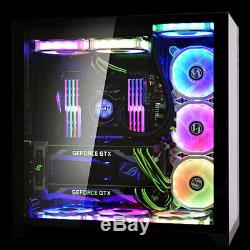 PC Gamer Ultra Haute Performance en Silence et Lumières