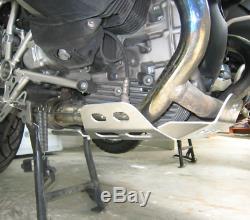 PROTECTION Sabot moteur BMW R1200-GS 2004-2005-2006-2007-2008-2009-2010-2011-12