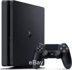 PS4 Slim 500Gb Console Brand NEW FRANCE FREE SHIPPING Playstation4 slim Neuf