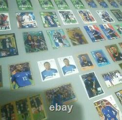 Panini Mbappe Rookie Monaco Lot 80 Stickers Cards Topps Psa 10 Gold Invest