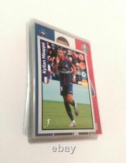 Panini Mbappe Rookie New Rare Nouveau 22 Stickers Cards Psa 10! Very Rare