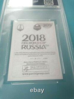 Panini mbappe PSA 8 2018 Rússia Copa do mundo Gold Edição Suíça