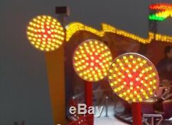 Panneaux lumineux pour Flipper Faller 140439 H0 Kirmes beleuchtung