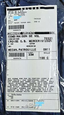 Patrouille de France Kit Alphajet Combinaisons Mécanicien