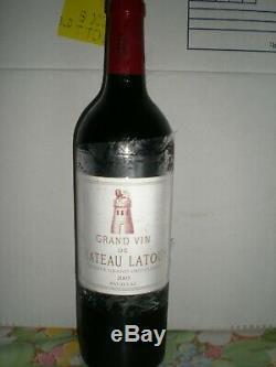 Pauillac Magnifique Chateau Latour 2005 1er Gcc