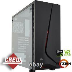 Pc Gamer AMD CREW SAILBOAT