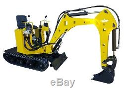 Phoenix 400 Mini Excavator with Engine Kolher