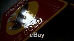 Plaque émaillée Coca cola 54 40 cm enamel sign