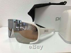 Poc Aspire Performance Hydrogen White Clarity Glasses