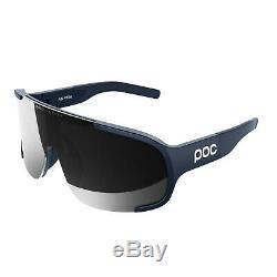 Poc Aspire Performance Lead Blue Clarity Glasses