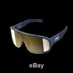 Poc Aspire Performance Navy Blue Gold Clarity 2020 Glasses