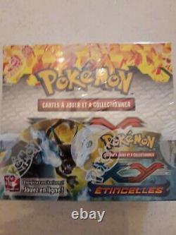 Pokemon Display 36 B XY Etincelles Neuf Sous Blister