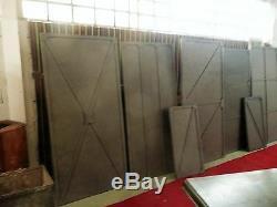 Portes De Communication Style Portes Industrielles