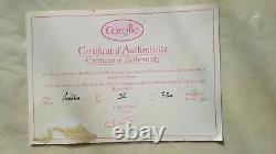 Poupée Corolle Amélie de Catherine Petot 55 cm