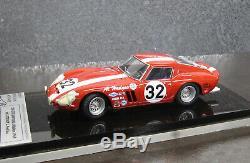 RARE 1/43 ESPRIT 43 FERRARI 250 GTO 3223 Al Hodges 1964 BUILT MODEL n AMR