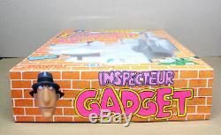 RARE INSPECTEUR GADGET FR3 Bandai FRANCE 1983 NEUF BOÎTE no Popy Goldorak NOËL