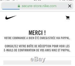 RARE- Maillot FFF Équipe De France Centenaire Nike 2 Étoiles