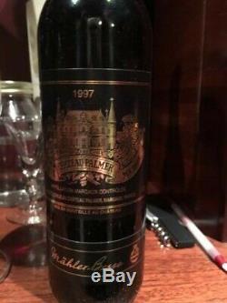 Rare Château Palmer 1997