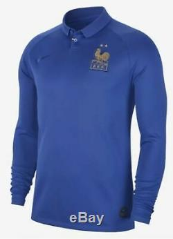 many fashionable clearance prices sale Rare Maillot FFF Equipe De france centenaire Centennial Nike ...