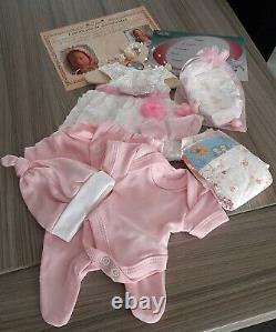 Reborn Doll Baby Bébé Poupée Authentique Silicone Platinium Ecoflex 20 C. O. A