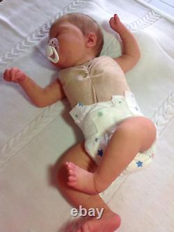 Reborn Junis by Sabine Altenkirch, baby girl