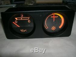 Renault 5 Alpine Turbo-r5 Turbo Manometre Turbo -huile Occasion Origine D'epoque