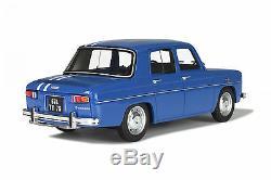 Renault 8 Gordini 1300 Bleu De France 1/18