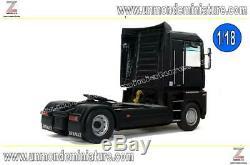 Renault Magnum MK2 Noir 2001 ZMODELS ZMD1800102 Echelle 1/18 NEWS