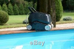 Robot 7310 BLACK PEARL Fond, Parois, Ligne d'eau Piscines France