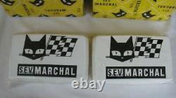 SEV MARCHAL 859GT/850GT CACHE PHARES / Fog Light Covers ORIGINAL NEUF
