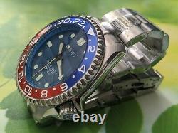 SKX007 MOD Save the Ocean Nh35 Seiko movement 200M WATERPROOF