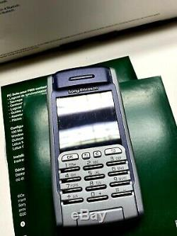 SONY ERICSSON P900 France Phone Old Stock Rare collectors Mobile Phone Cell GSM